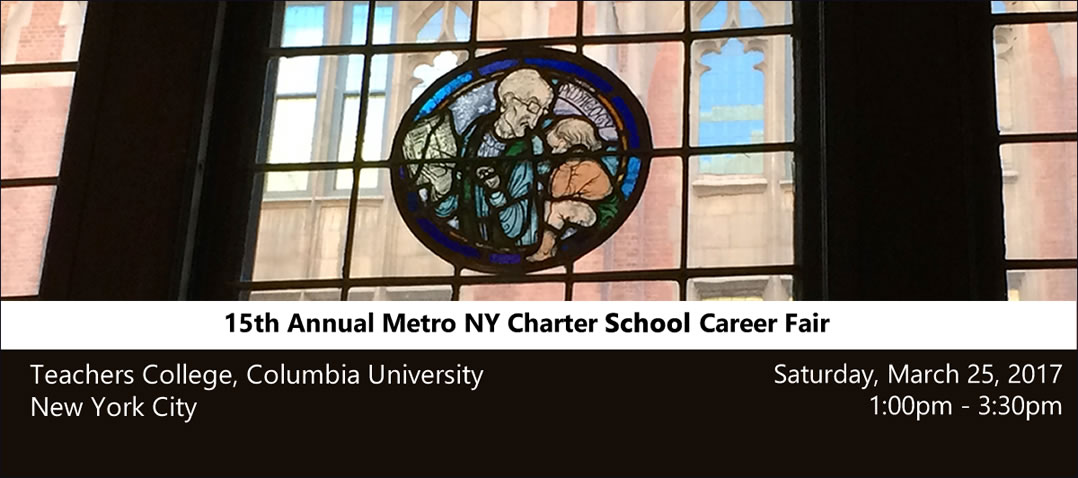 Charter School Jobs Fair Brooklyn